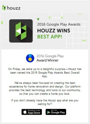 Use Houzz Now If It 39 S Applicable To Your Business Your