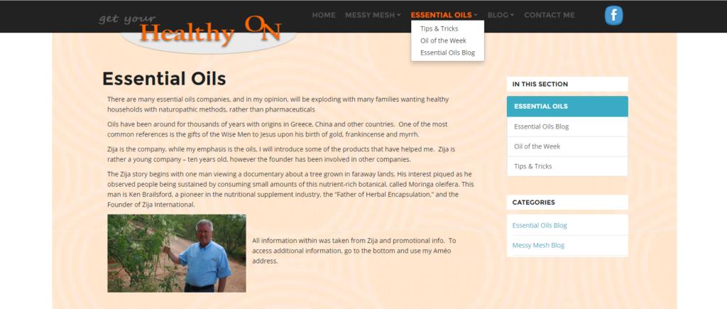 New Educational Website