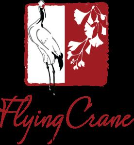 Flying Crane Astrology logo