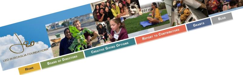 14th Annual Website Update! – Leo Buscaglia Foundation